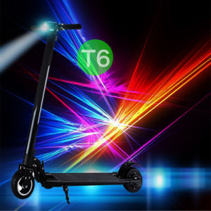 Wholesale 250W 36V Foldable 2 Wheel Skateboard Electric Kick Scooter