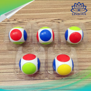 Six Faces Ball Bearing Magic Football Cube Finger Fidget Spinner pictures & photos