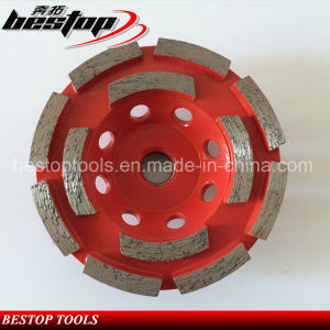 5 Inch Double Row Grinding Wheel pictures & photos