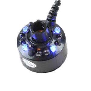 Ultrasonic Mist Maker Fogger 12-LED (HL-MMS005) pictures & photos