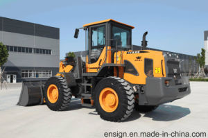 Ensign Wheel Loader Yx635 with Mechanical Control and 1.8 M3 Bucket pictures & photos