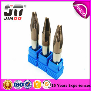 Jingnuo Customized Solid Carbide Thread Milling Cutter pictures & photos