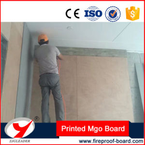 Modern Decoration Fireproof Magnesia Board pictures & photos
