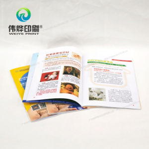 Offset Printing Brochure Use for Advertisement pictures & photos