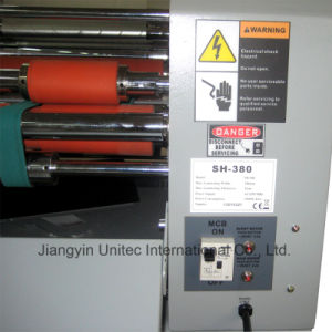 2016 New Products Thermal Roll Laminator Sh-380 pictures & photos