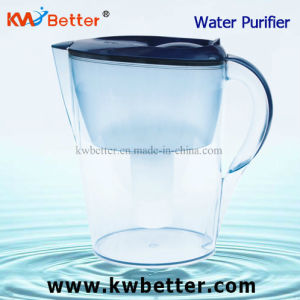 2016 Factory Model 3.5L Alkaline Water Purifier Pitcher Blue pictures & photos