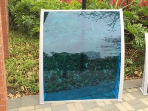 Low Price Light Weigh Window Shades Awning Covering pictures & photos