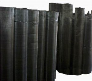 Black Wire Cloth (filter wire mesh) pictures & photos