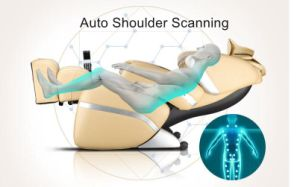 Healthcare High Quality Zero Gravity Massage Chair pictures & photos