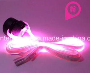 USB Recharge LED Shoelace pictures & photos