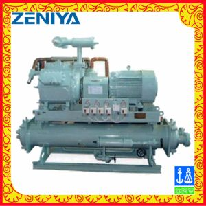 Water Cooling/Water Cooled Chiller Unit for Cold Storage pictures & photos