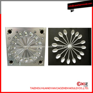 Good Quality/Injection Plastic Spoon Mould pictures & photos