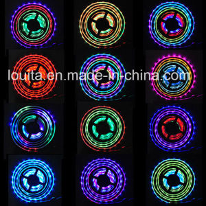 SMD5050 150LEDs 1903 IC Magic Color Light Strip for Christmas Light pictures & photos