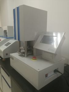 Automatic Ring Crush and Edge Compression Tester (HD-A513) pictures & photos