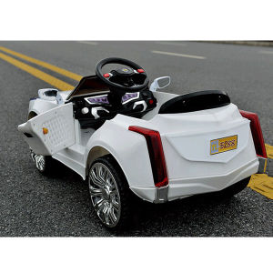 Electric Ride-on Boby Toy Car-White pictures & photos