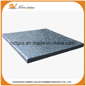 Colorful Anti-Slip 1mx1m Rubber Floor Tiles pictures & photos