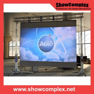 Indoor Full Color LED Display Board for Wedding with High Contrast Ratio (500mm*500mm/500mm*1000mm pH2.97) pictures & photos