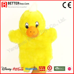 Plush Duck Stuffed Animal Toy Hand Puppet for Kids pictures & photos