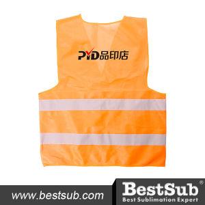 Economy Reflective Vest (Orange) (RF002O) pictures & photos