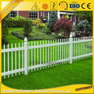 Most Popular Outdoor Decoration Aluminum Rails Aluminium Fence pictures & photos