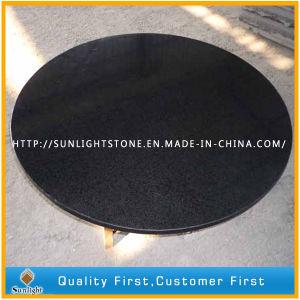 Matt/Honed Surface G684 Black Basalt/Granite Paving Stone pictures & photos