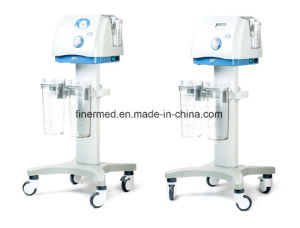 Mobile Electrical Mucus Surgical Suction Aspirator pictures & photos
