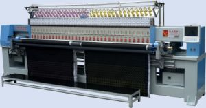 Computerized Quilting Embroidery Machine 25 Heads for Quilting Garments, Handbags, Shoes, Quilts pictures & photos