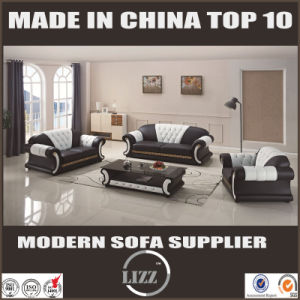 Home Furniture Living Room Leather Sofa Set pictures & photos