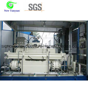 Gd Type High Volumetric Rate Hydrogen Diaphragm Compressor pictures & photos