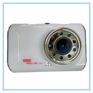 Portable IR LEDs Night Vision Car Camera with 3 Inch Display pictures & photos