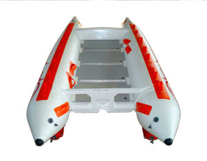 Zapcat Inflatable Boat with Aluminum Transom (FQB-S) pictures & photos