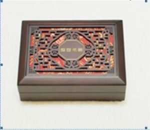 Chinese Sculpture Gold Bar Box Small Size