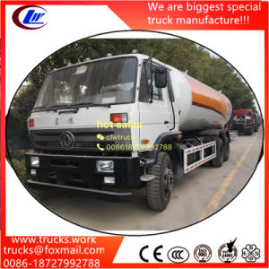 Dongfeng 6*4 LPG Rigid Truck for Sale pictures & photos