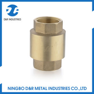 Brass Spring Check Valve Brass Core pictures & photos