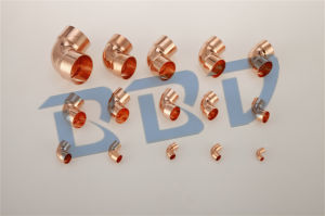 Copper Fitting 90 Degree Elbow pictures & photos