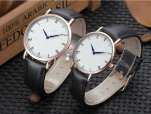 Yxl-577 2017 Quartz Male Business Watches Men Watch 30m Waterproof Mens Wristwatch Genuine Leather Band Watch pictures & photos