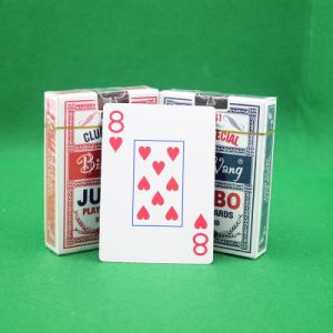 No. 961 Casino Paper Playing Cards /Jumbo Index Poker Cards pictures & photos