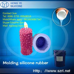Silicone Rubber for Candle Molds pictures & photos