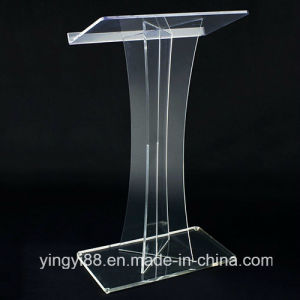 Hot Selling Acrylic Conference Podium for Sale pictures & photos