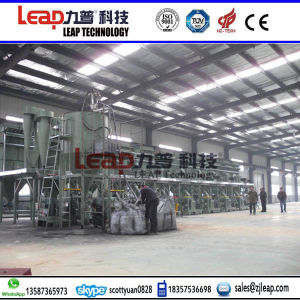 High Quality Shperical Graphite Grinding System for Li-ion Battery Material pictures & photos