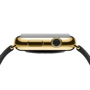 Asahi Glass Delicate Touch Reinforced Glass Film Phone Accessories for Apple Watch pictures & photos