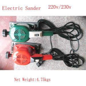 Mini Electric Sander Orbital Sander Plywood Sanding Machine pictures & photos