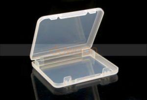 Super High Quality Transparent Plastic PP Case 63*54*11mm for Personal Storage pictures & photos