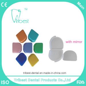 Disposable Dental Denture Box with Hole pictures & photos