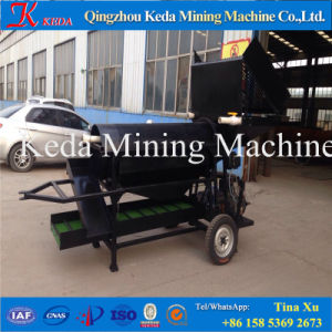 High Effciency Gold Mining Plant with Black Color pictures & photos