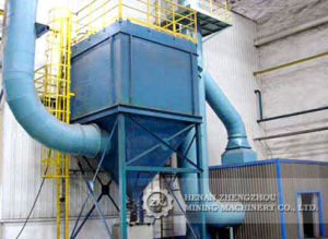 Bigger Volume Air Bag Dust Collector pictures & photos