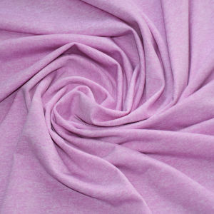 Polyester/Spandex Fabric with Heather Grey for Clothing pictures & photos