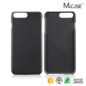 Newest Colorful Carbon Fiber Pattern Aramid Fiber Cases for iPhone 7 Plus pictures & photos