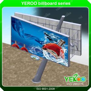 LED Backlit Billboard-V Shaped Billboard-Outdoor Frame Billboard pictures & photos