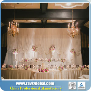 Event & Party Backdrop Pipe and Drape for Sale pictures & photos